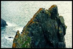 Agujas de Ortegal (santinet) Tags: lighthouse faro mar cabo north cape rocas piedras agujas atlantico acantilados cariño rompiendo ortegal