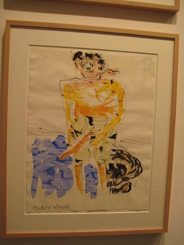 George Baselitz<br />