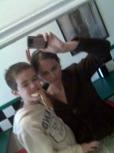 Tris & Me @ Lunch