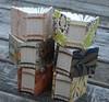 Itty Bitty Books (MyHandboundBooks) Tags: journal bookbinding coptic miniaturebooks myhandboundbooks minicoptic