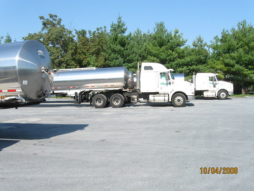Rudy Transportation tankers