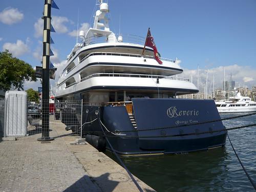barcelona vacation españa holiday spain harbour yacht catalonia espana