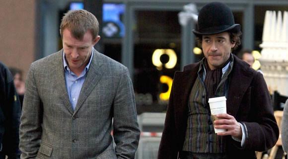 Robert Downey Jr en Sherlock Holmes by Cine Fanatico