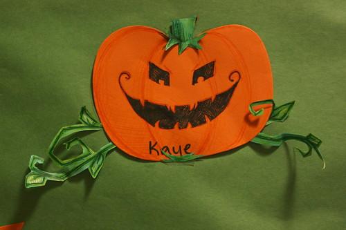 Kaye's pumpkin by Sarah Ross photography