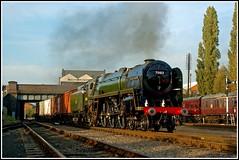 70013 (AlanP) Tags: autumn great central railway gala gcr