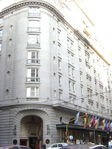Alvear Palace Hotel por aeropasion.