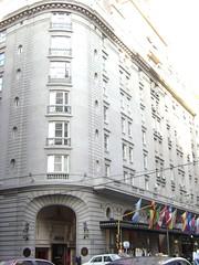 Alvear Palace Hotel (aeropasion) Tags: chile church argentina bandeira catholic buenos aires flor iglesia bandera turismo drapeau chilean catlica falg