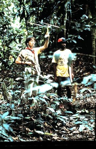 1986-okapi follow with radio receiver