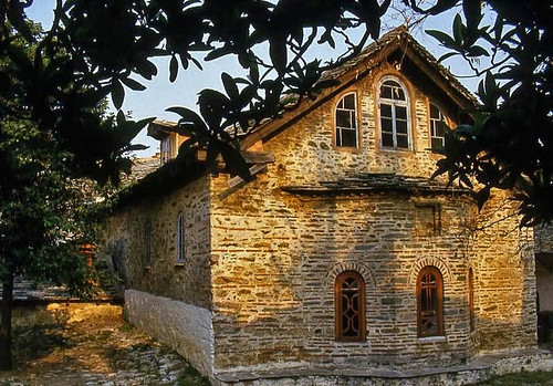 Athonite chapel