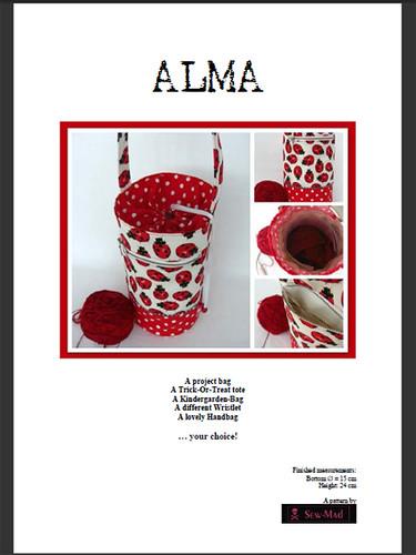 Alma - Cover