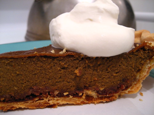 Rose's Pumpkin Pie (GF)