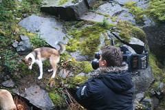 Filminnspilling i Svolvær