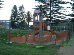 Playground (cobalt.penguin) Tags: beach dunes sydney peninsula avalon barranjoey