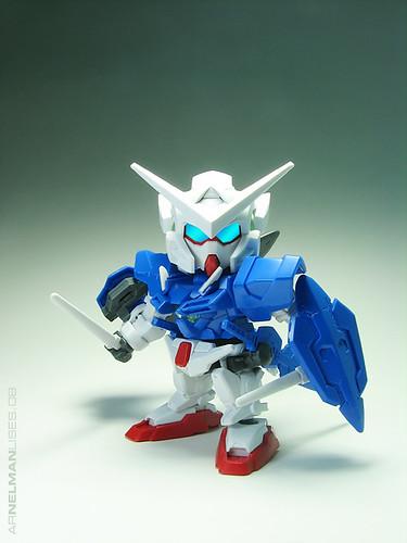 SD Gundam Exia