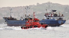 """Pilot 75"", Bosphorus, Istanbul, Turkey, 22 April 2008 (Ivan S. Abrams) Tags: docks turkey boats support ships istanbul taxis getty tugs straits ports blacksea ferries harbors bosphorus cruisers roro nato tugboats gettyimages vessels freighters tankers anatolia cruiseships smrgsbord liners warships ferryboats countermeasure workboats fireboats policeboats seaofmarmara ottomanempire bulker dardenelles boatswater boatsocean passengerships chokepoints onlythebestare museumships bulkers ivansabrams trainplanepro feribots ivanabrams servicecraft gettyimagesandtheflickrcollection copyrightivansabramsallrightsreservedunauthorizeduseofthisimageisprohibited tucson3985gmailcom trainferries marmarisproject destroyersfrigatesgunboatspatrol craftmissile boatssubmarinescombat shipsresearch vesselssteamshipssteam shipssetam linersminesweepersmine craftnaval vesselsnato naviesfishing boatsfishermenspeedboatspower copyrightivansafyanabrams2009allrightsreservedunauthorizeduseprohibitedbylawpropertyofivansafyanabrams unauthorizeduseconstitutestheft thisphotographwasmadebyivansafyanabramswhoretainsallrightstheretoc2009ivansafyanabrams abramsandmcdanielinternationallawandeconomicdiplomacy ivansabramsarizonaattorney ivansabramsbauniversityofpittsburghjduniversityofpittsburghllmuniversityofarizonainternationallawyer"