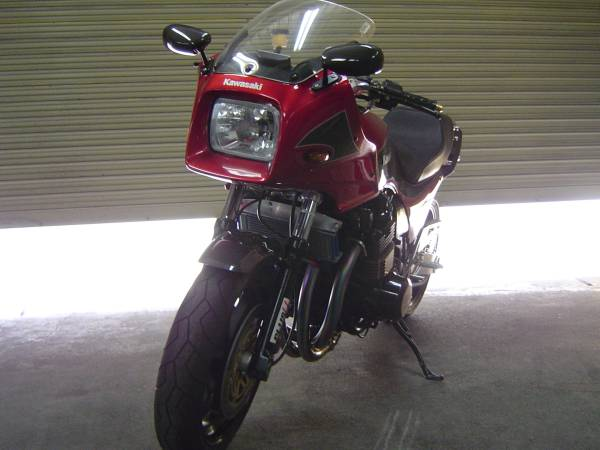 Kawasaki GPZ-R 900 et 750, 1000 RX, ZX 10 TOMCAT 2973992071_604e853e13_o