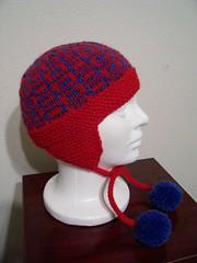 Earflap Hat, Side