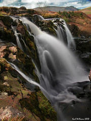 Spray (Shuggie!!) Tags: longexposure landscape scotland waterfall williams karl fintry infinestyle amazingamateur theunforgettablepictures tup2 damniwishidtakenthat davincitouch dragondaggerphoto novavitanewlife karlwilliams