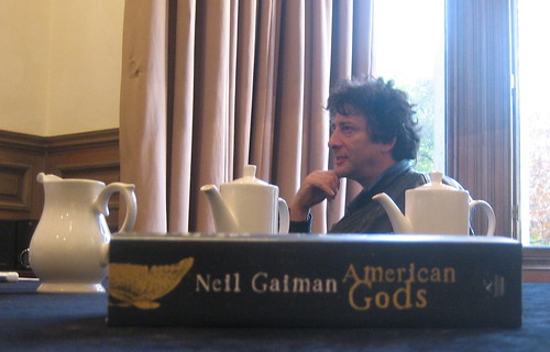 Neil Gaiman and American Gods