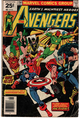 Avengers 150 (Todd Wilson) Tags: comics marvelcomics avengers theavengers