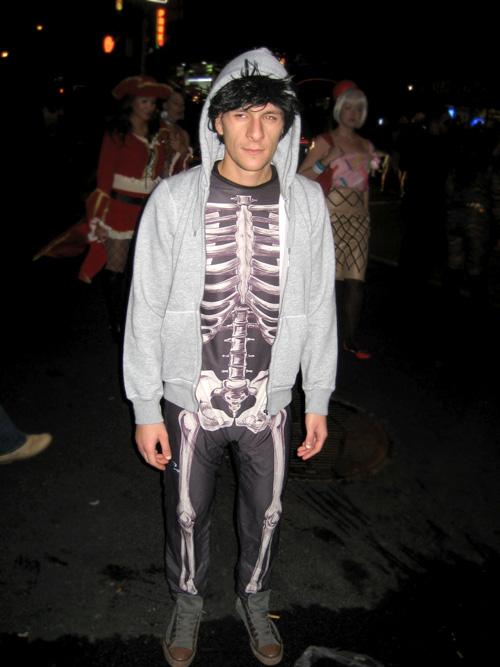 "STREET STYLE: Halloween ""Willy Cheesesteak"" Edition — william yan Quailman Costume"