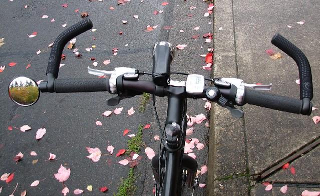 show me your cockpit set up road bike