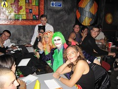 halloween7 (gianborrello) Tags: two halloween face joker catwoman edera janjo velenosa