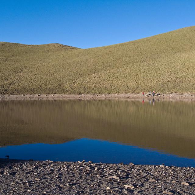 2008.11.15 嘉明湖登山行