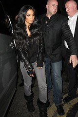 _Nicole_Scherzinger going to a club