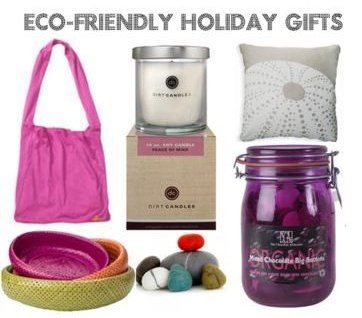 eco friendly holiday gifts
