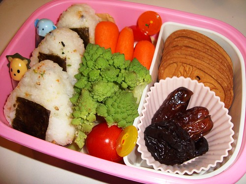A light bento for work :)