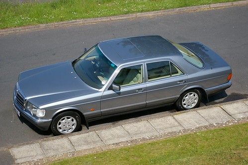 Mercedes-Benz 300se W126 by w126uk / Duncan Joint