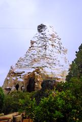 Matterhorn 1 (marinajon) Tags: disneyland matterhorn