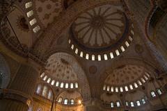 Blue Mosque (Funky Chickens) Tags: turkey türkiye istanbul bluemosque constantinople sultanahmetcamii trkiye