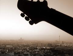 GuiTaR (DeLaRam.) Tags: iran guitar d explore tehran electricguitar brokenhearted borjemilad velenjak delaram brokenmusicalinstruments