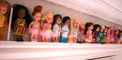 My current doll room
