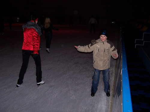 Joshua Ice Skating