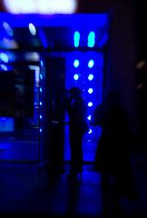 bleu (madescap) Tags: colors lensbaby lights lyon couleurs flou fetedeslumires