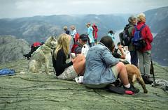 Norway, Preikestolen (slonik_youth) Tags: norway preikestolen