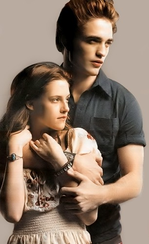 nEW Twilight Prome Bella and Edward by elphiegirl95.