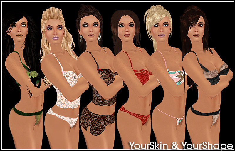 New Monique Skin @ Yourskin&Yourshape