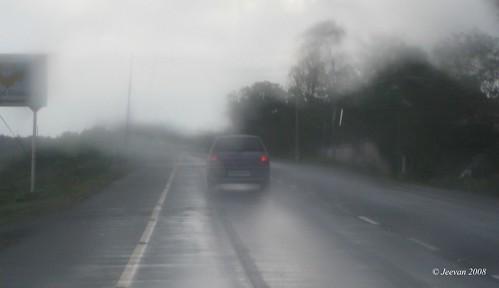 ECR on rain