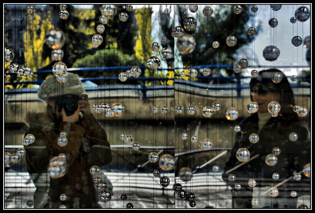 Entre bolas de cristal
