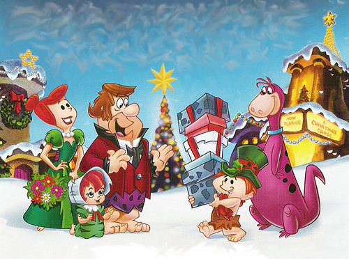 Bamm Bamm Cartoon Family
