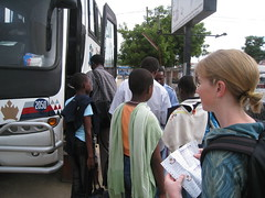 Buses Moshi Arusha