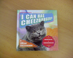 I CAN HAS CHEEZBURGER?