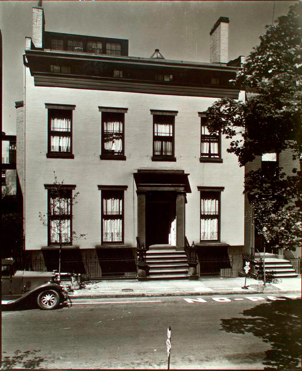 70 Willow Street in 1936