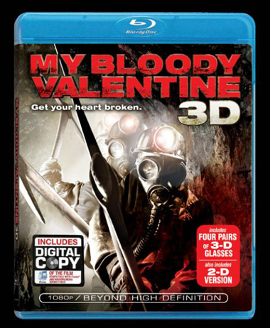 My Bloody Valentine 3D Blu-ray Cover