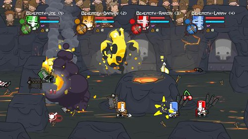 Castle Crashers for PS3