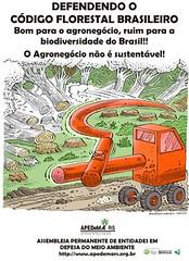 Defendendo o Código Florestal